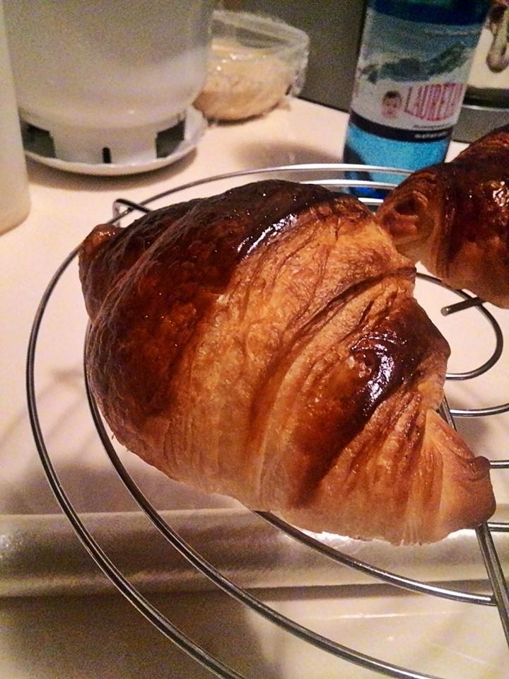 Croissants faits maison. Quando una pasticceria francese ti entra in casa di primo mattino