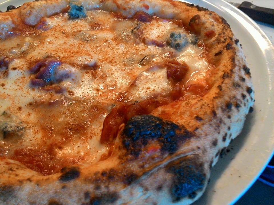 Test farina Barilla per pizza verace