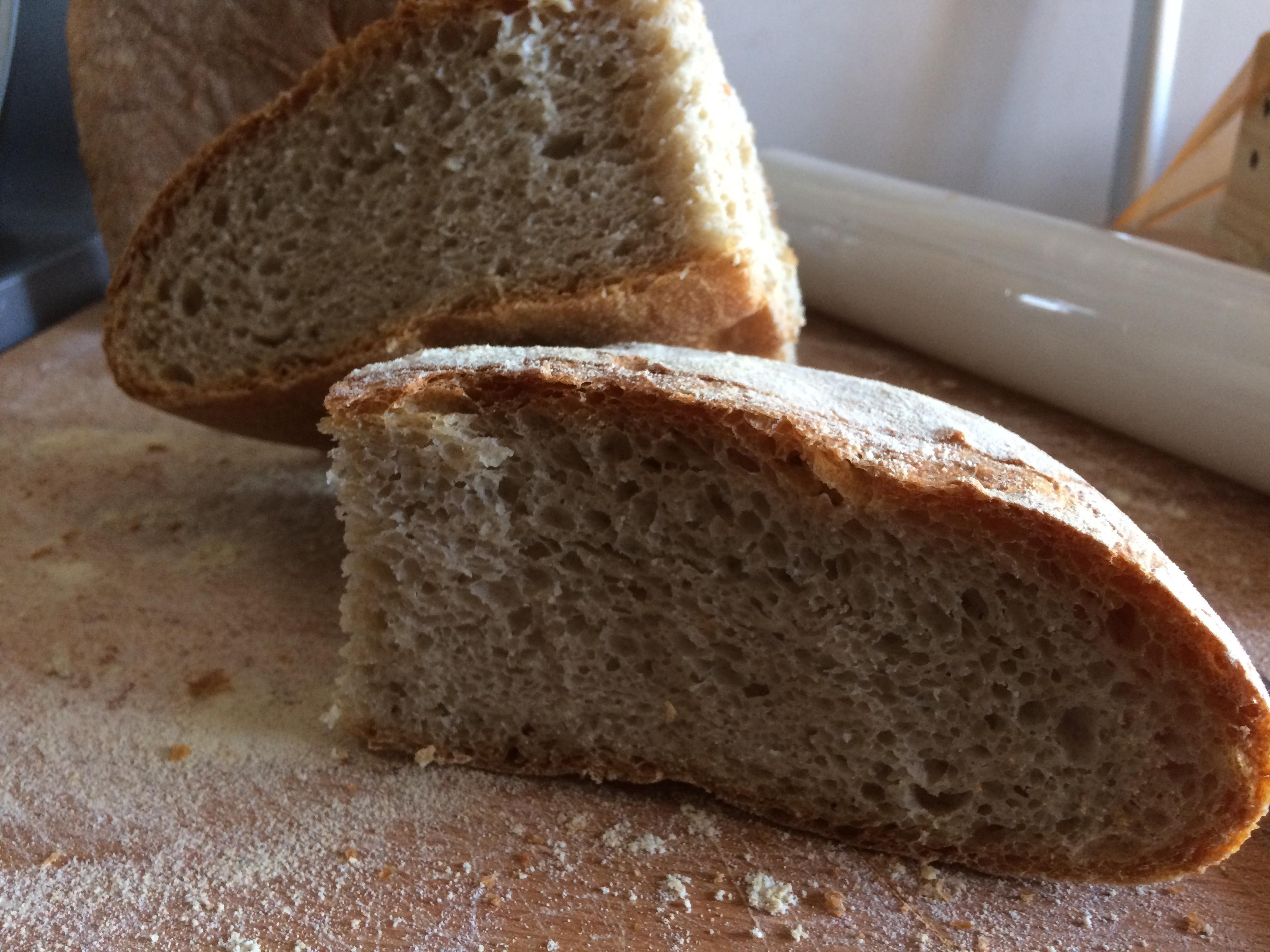 Il pane, come piace a me